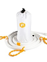 cheap -Camping Lanterns & Tent Lights Emitters with USB Cable Collapsible Convenient Durable Camping / Hiking / Caving Fishing Emergency Fishing Camping Outdoor