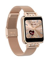 cheap -ZL13 Women's Smartwatch Bluetooth Heart Rate Monitor Blood Pressure Measurement Calories Burned Health Care Anti-lost Pedometer Call Reminder Sleep Tracker Sedentary Reminder Find My Device