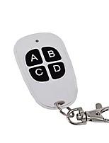 cheap -433.92MHz four-key copy remote control car garage door alarm electric door motorcycle universal copy remote control