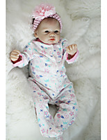 cheap -Otard Dolls 22 inch Reborn Baby Doll Baby Boy Baby Girl lifelike Gift Cute Tipped and Sealed Nails Natural Skin Tone 3/4 Silicone Limbs and Cotton Filled Body with Clothes and Accessories for Girls