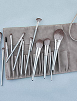 cheap -14 Pcs Makeup Brushes Set Soft Hair Beauty Tool with Portable Bag for Beginner