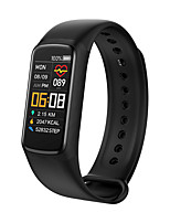 cheap -C7 Unisex Smart Wristbands Bluetooth Heart Rate Monitor Blood Pressure Measurement Sports Calories Burned Blood Oxygen Monitor Pedometer Call Reminder Sedentary Reminder Alarm Clock Community Share