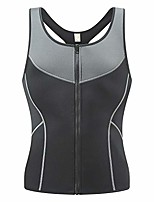 cheap -outdoor mens compression sweat sauna suit workout weight loss vest by jm
