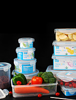 cheap -Lunch Box Meal Prep Containers Microwavable External Leak Proof Food Prep Containers Dishwasher Friendly Snap Locking Lid