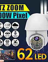 cheap -1080P HD IP CCTV era Surveillance IP67 Waterproof Outdoor Camera Wi-Fi PTZ 2MP 62LED H.264 Security IR Camera