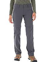 cheap -women's hiking pants waterproof convertible cargo pants lightweight stretch upf 40 fishing safari travel capri pants,grey,29