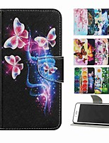 cheap -Case For Samsung Galaxy Note 20 Ultra Samsung Galax S20 Ultra  Wallet Card Holder with Stand Full Body Cases Butterfly Animal Marble PU Leather TPU for Samsung Galax A71 A21S A51 A70 A30 A50 A20S S20