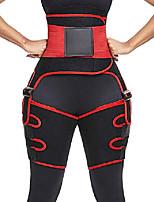 cheap -body 3-in-1 waist and thigh trimmer for women weight loss butt lifter waist trainer slimming support belt hip raise shapewear thigh trimmers