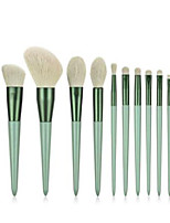 cheap -Professional Makeup Brushes 13pcs Professional Soft Full Coverage Comfy Artificial Fibre Brush Wooden / Bamboo for Eyeliner Brush Makeup Brush Eyeshadow Brush