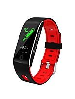 cheap -L10T Unisex Smartwatch Bluetooth Heart Rate Monitor Blood Pressure Measurement Calories Burned Thermometer Health Care Stopwatch Pedometer Call Reminder Sleep Tracker Sedentary Reminder
