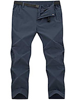 cheap -men's outdoor lightweight breathable quick dry hiking pants,kz3359m-grey-s