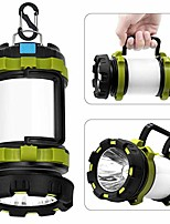 cheap -led camping lantern rechargeable light flashlight - t2000 high lumen, 6 modes, 3600mah power bank - best lantern flashlight for camping, outdoor, hurricane, emergency, everyday light flashlight