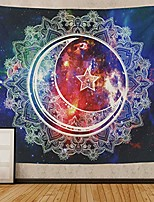 "cheap -tapestry wall hanging,galaxy psychedelic tapestries, mandala bohemian hippie wall tapestry for bedroom dorm decor& #40;mandala-51.2"" x 59.1""& #41;"