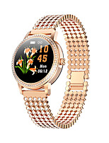 cheap -LW20 Women Smartwatch for Android/ IOS/ Samsung Phones, Bluetooth Fitness Tracker Support Heart Rate/ Blood Oxygen Measurement
