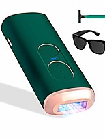 cheap -ipl laser hair removal, permanent painless hair remover device for women and men upgrade unlimited flashes silky skin hair remover for facial whole body home use