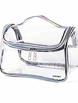 cheap -clear cosmetic bag for women travel toiletry bag transparent makeup bag waterproof