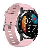 cheap -F23L Unisex Smartwatch Bluetooth Heart Rate Monitor Blood Pressure Measurement Sports Calories Burned Health Care Pedometer Call Reminder Sleep Tracker Sedentary Reminder Find My Device