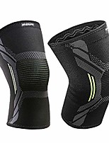 cheap -2 pack knee brace, professional knee sleeve, premium knee compression sleeve, knee support for men&women meniscus tear, arthritis, joint pain relief, hiking, running, weightlifting, workout-m