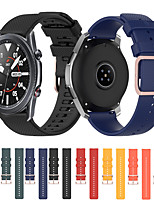 cheap -Sport Silicone Watch Band for Huami Amazfit GTR 47mm / GTR 42mm / GTS / Bip Lite / Bip S / Stratos 3 / Stratos 2 2S / Pace 1 / Xiaomi Watch Color / Xiaomi Heylou Solar LS05 Bracelet Wrist Strap