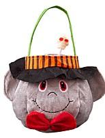 cheap -Unisex Bags Denim Gift Bags Tassel Zipper for Halloween / Event / Party Black / Yellow / Orange / Gray
