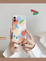 cheap -Case For Apple iPhone 11 Pattern Back Cover Cartoon TPU Case For iPhone 11 Pro Max / SE2020 / XS Max / XR XS 7 / 8 7 / 8 plus
