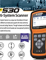 cheap -Foxwell NT530 BMW Full System Scanner with SRS ABS EPB Oil Reset DPF SAS and Battery Registration Support BMW 2018/2019 F Chassis