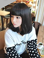 cheap -Synthetic Wig Curly kinky Straight Bob Wig Long Brown Black Synthetic Hair Women's Fashionable Design Adorable Exquisite Black Brown