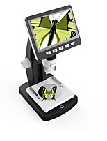 cheap -inskam Portable Desktop LCD Digital Microscope