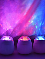 cheap -Projection Night Light Humidifier Multi Function Colorful Usb Plug-In Humidifier Home Office Mini Aromatherapy Humidifier