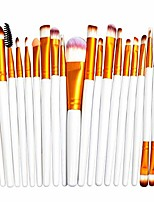 cheap -20pcs women makeup brush set eyeshadow foundation blush concealer face eye brushes brush sets