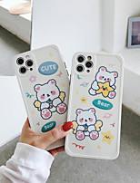 cheap -Case For iPhone 7 7Plus 8 8Plus X XS XR XS max iPhone 11 11 Pro 11 Pro SE Max Pattern Back Cover Word Phrase TPU