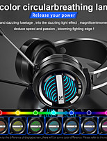 cheap -LITBest X9 Gaming Headset USB Wired with Microphone with Volume Control Sweatproof for Gaming