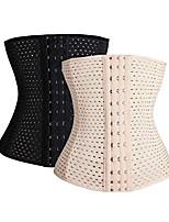 cheap -waist trainer corset for weight loss sport workout body shaper tummy fat burner