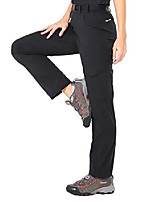 cheap -women's quick dry hiking pants outdoor stretchy tactical cargo pants with 6 pockets, lightweight, water resistant, black, 8