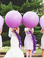 cheap -Wedding Decoration Festival Big Balloon Valentine's Day Balloon 6pc