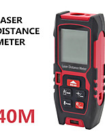 cheap -40m Handheld Laser Rangefinder High Precision Infrared Distance Meter Indoor Measuring Room Portable Altimeter Tools