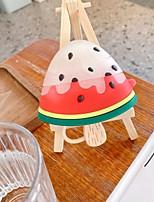 cheap -Case For AirPods Cute Lovely Headphone Case Soft watermelon tpu
