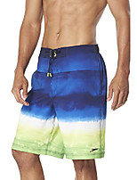 cheap -but& #39;s swim trunk knee length boardshort active flex e-board printed