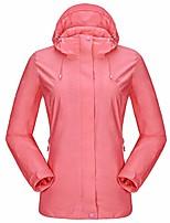 cheap -womens waterproof rain jacket lightweight hooded windbreaker windproof rain coat shell for outdoor hiking traveling carmine pink m