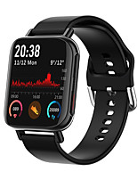 cheap -M96 Unisex Smartwatch Bluetooth Heart Rate Monitor Blood Pressure Measurement Sports Calories Burned Health Care Stopwatch Pedometer Call Reminder Sleep Tracker Sedentary Reminder