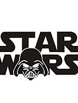 cheap -30*56cm Star Wars Game Wall Sticker STAR WARS Wall Decoration Graffiti Sticker PVC