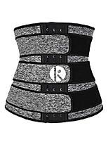 cheap -women underbust waist training corsets hourglass body shaper sports girdles waist slimmer grey xl