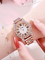 cheap -Women's Steel Band Watches Quartz Modern Style Stylish Elegant Chronograph Analog Rose Gold