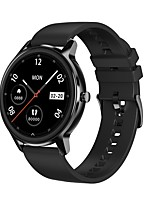 cheap -DT56 Unisex Smartwatch Bluetooth Heart Rate Monitor Blood Pressure Measurement Calories Burned Media Control Health Care Pedometer Call Reminder Sleep Tracker Sedentary Reminder Find My Device