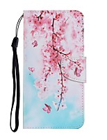 cheap -Case For Samsung Galaxy Note 20 Ultra S20 Plus S10E A11 A21S A31 A41 A51 A71 A01 A10 A20E A30 A40 A50 A70 M31 Wallet Card Holder with Stand Full Body Cases Flower PU Leather