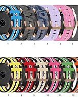 cheap -Watch Band for Gear 2 R380 / Gear 2 Neo R381 / Samsung Galaxy Watch 46mm Samsung Galaxy Classic Buckle Nylon Wrist Strap