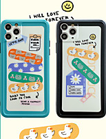 cheap -Cartoon Bandage Pattern IMD Case For Apple iPhone 11 Pro Max 8 Plus 7 Plus 6 Plus Max Back Cover