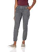cheap -women's calamity cargo pant slim fit, slate, 10 petite