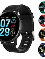 cheap -H50 Smartwatch Support Heart Rate & Blood Pressure Measurement, Bluetooth Fitness Tracker for IOS/Android Phones