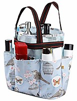 cheap -shower caddy tote bag, portable shower tote hanging bath organizer bag with 7 compartments, quick dry bathroom organizer bag for college dorm, travel, gym and camping